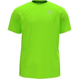 Odlo Zeroweight Chill-Tec T-Shirt S/S Crew Neck Men, verde